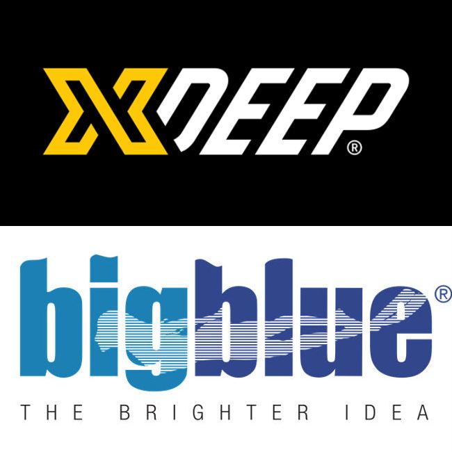 Custom Diving Systems présente Big Blue Dive Lights et ...