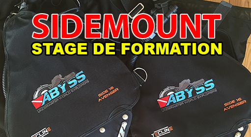 STAGES SIDEMOUNT
