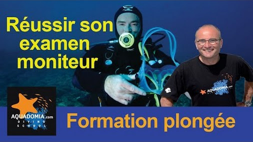 Formation guide Divemaster, N4, E2, Instructeur OWSI, Course ...