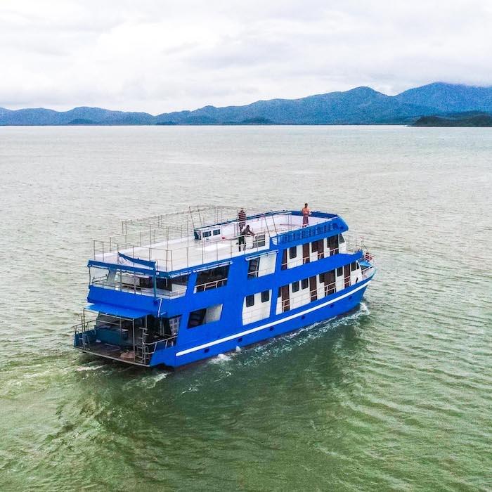 Un nouveau bateau plonger en Birmanie!