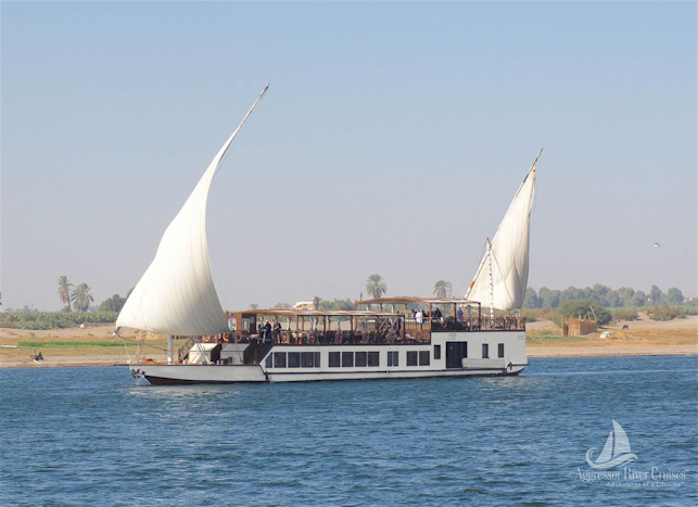 Aggressor Nile River Cruises!