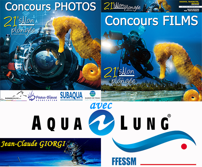 Dotations Concours Films et Photos.