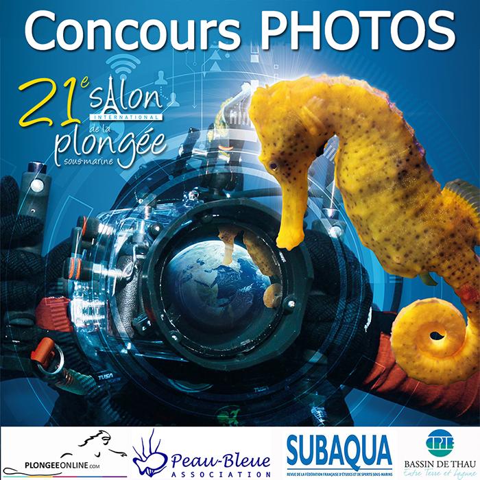 Concours Photos du Salon de la Plongée