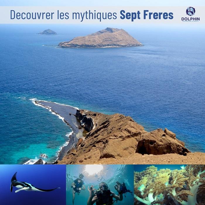 Exceptionnel!! Croisiere de 7 jours Sept Freres et Golfe de Tadjourah!