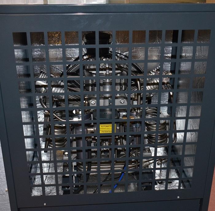 Nouveau compresseur insonorisé compact