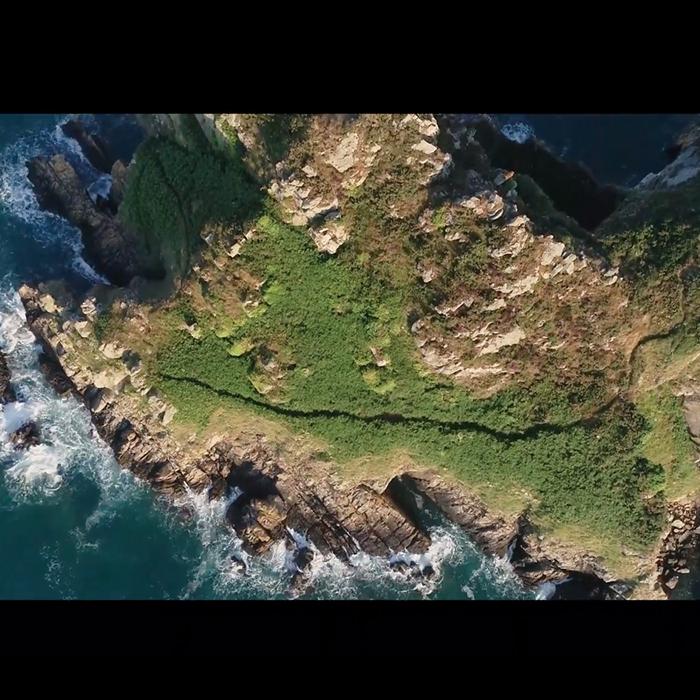 Connaissez-vous les falaises de Plouha ? (vidéo)