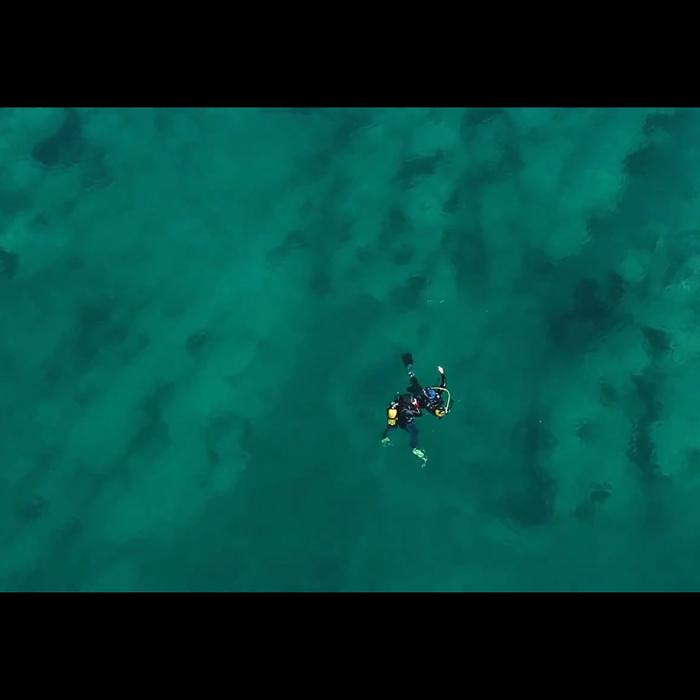Le Cap d'Erquy vu du ciel (vidéo)