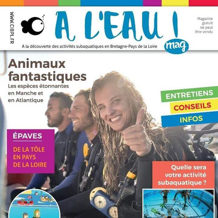Le nouveau numéro du magazine