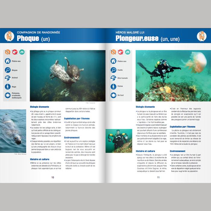 600 anecdotes sur la vie marine (livre)