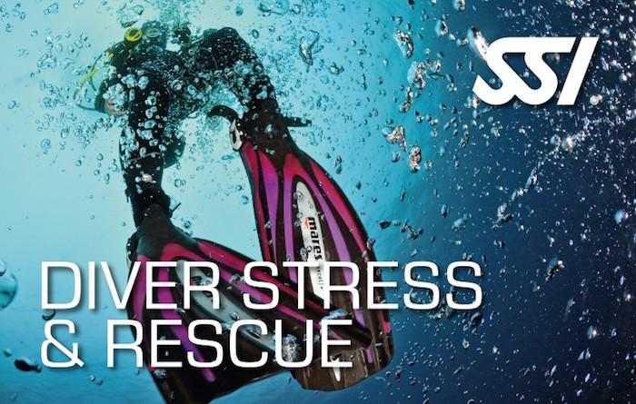 SPECIALITE DE LA SEMAINE: DIVER STRESS & RESCUE