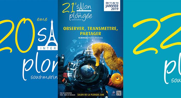 Le 21eme Salon de la Plongée en images