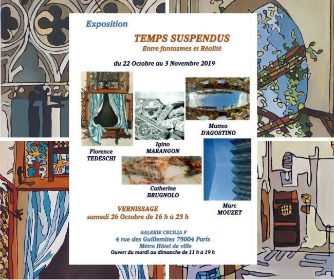 Exposition peintures-gravures