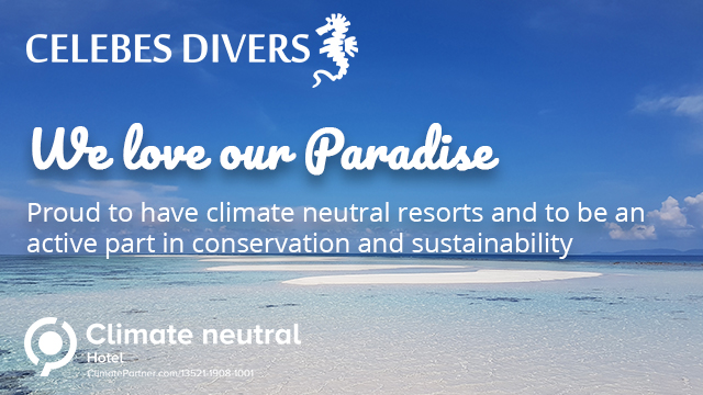 Celebes Divers Is the First Climate-Neutral Resort Operator ...