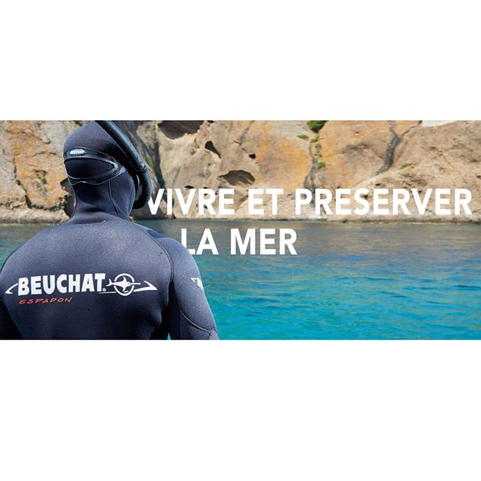 Beuchat apporte son soutien à Surfrider Foundation Europe et à l'opération Initiatives Océanes