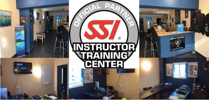 Instructeur Training Course SSI à Lanzarote