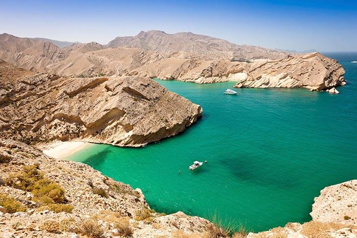 Découvrez les plongées au Sultanat d'Oman