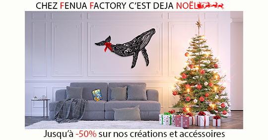 Un vent de Noël souffle sur Fenua Factory
