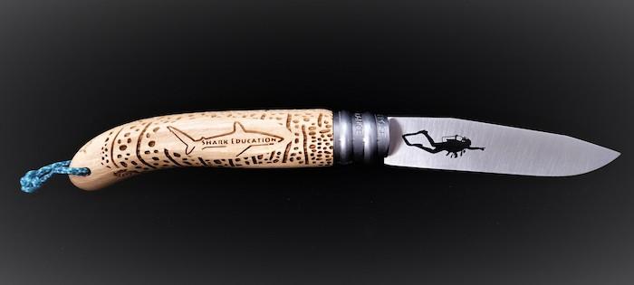 Couteaux Shark Education - SÉRIE LIMITÉE