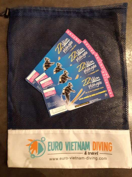 Euro Vietnam Diving vous fait gagner des invitations pour le ...