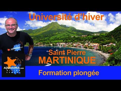 Formation INITIATEUR et N2 3 4 en Martinique en février