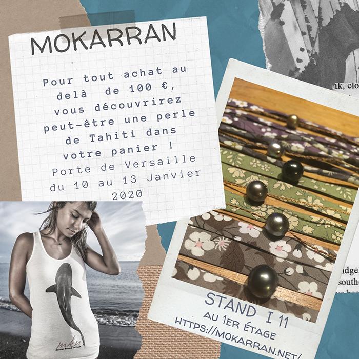 Une perle de Tahiti dans votre panier Mokarran ? !