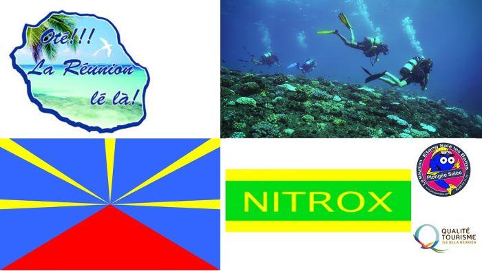 Plongée Salée, Ile de la Réunion