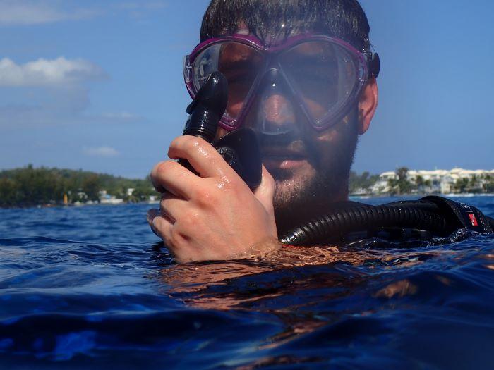 Débutants et formation Openwater SSI