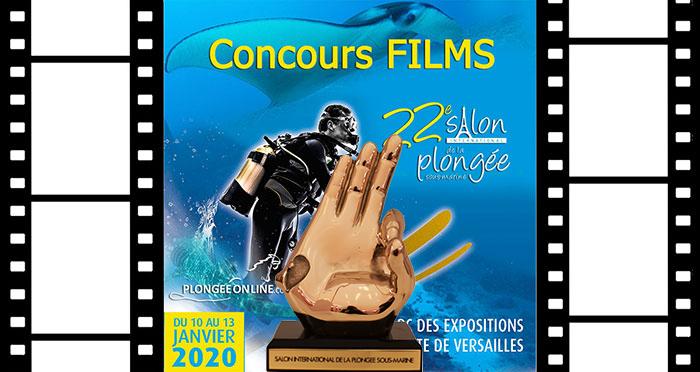 Résultats du Concours Films du 22ème Salon International de la Plongée Sous-Marine