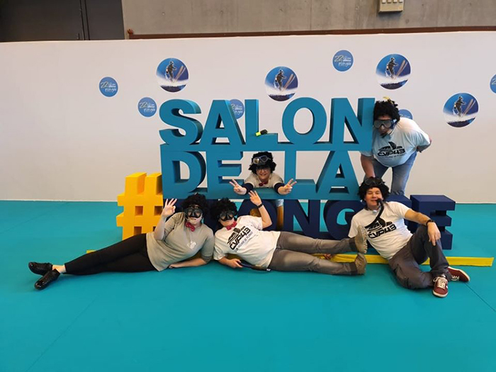 Les gagnants du jeu #SalondelaPlongée