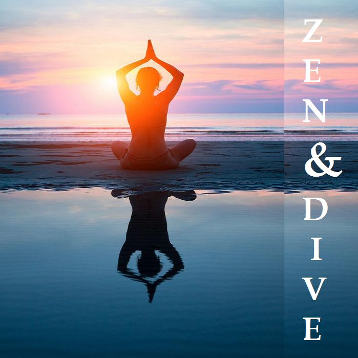 Plongée thérapie, sport santé bien-être , anti-stress