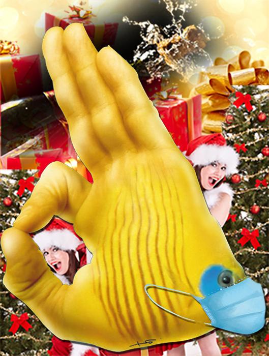 Bonnes fêtes et gagnez votre invitation