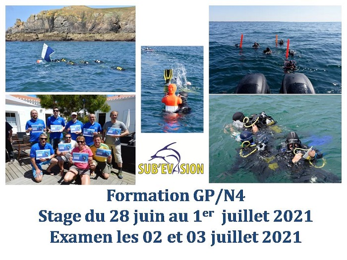 Dates stages et examens GP et MF1