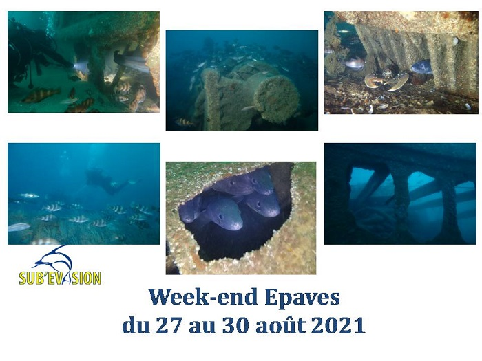 Week-end Epaves