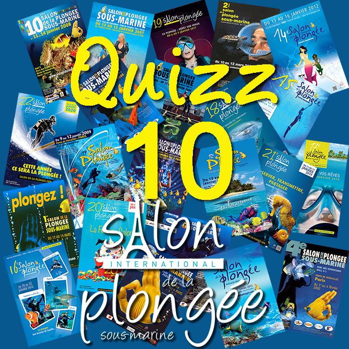 Le Quizz du Salon – Numéro 10