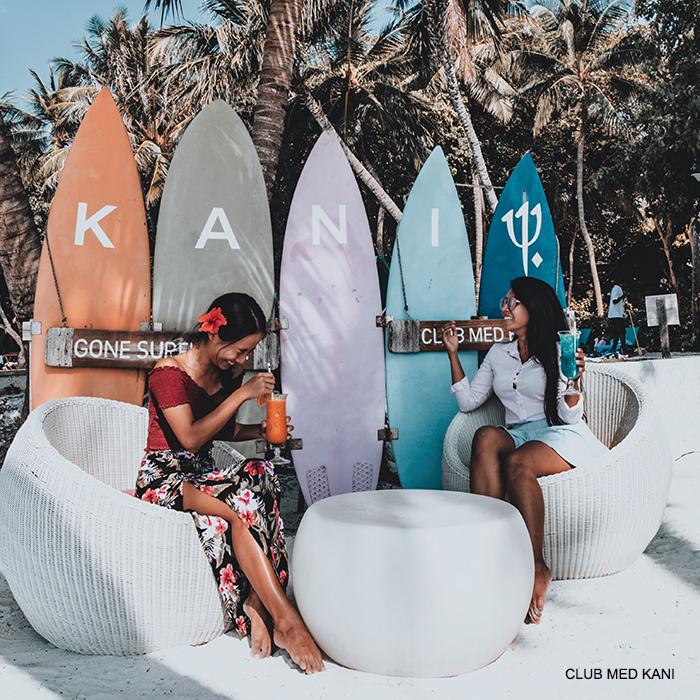 Les Maldives – la destination vacances 100% sérénité face à la Covid
