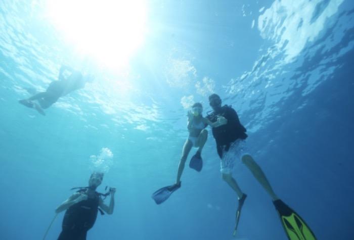 TAHITI TOURISME MET A DISPOSITION UN SITE WEB POUR PREPARER SON SEJOUR PLONGEE EN POLYNESIE FRANCAISE