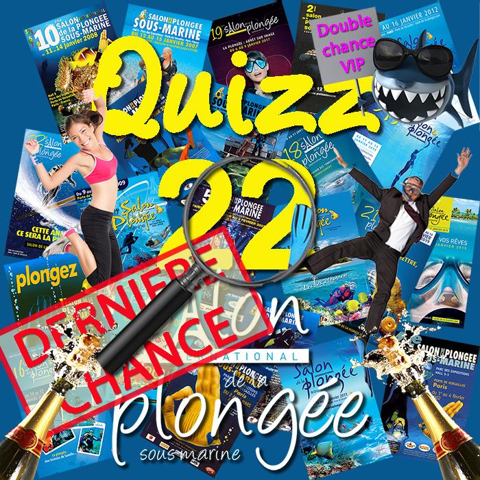 L'indice du Quizz Numéro 22 est …