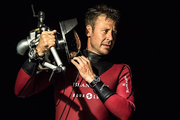 Laurent Ballesta, premier Français à remporter le grand prix WildlifePhotographer of the Year