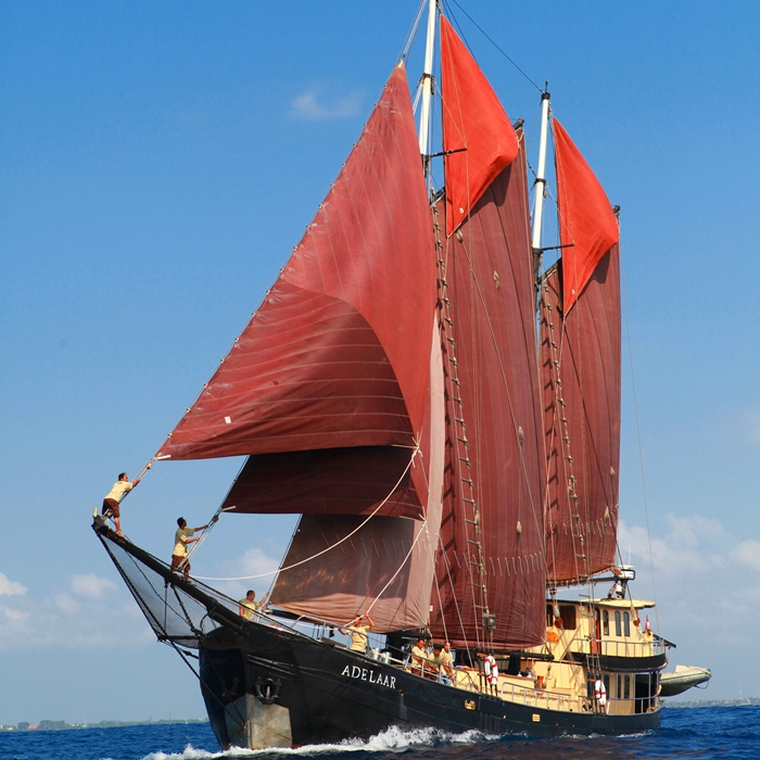ADELAAR EXCLUSIVE LIVEABOARD INDONESIA