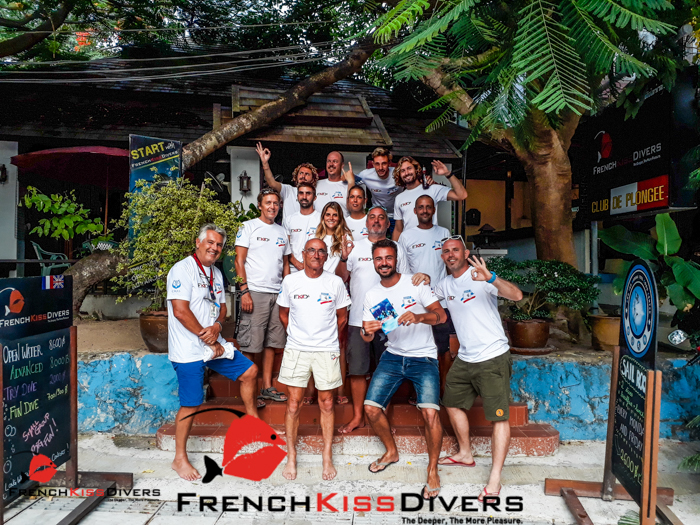 FRENCH KISS DIVERS  - THAILANDE - PHILIPPINES - INDONESIE