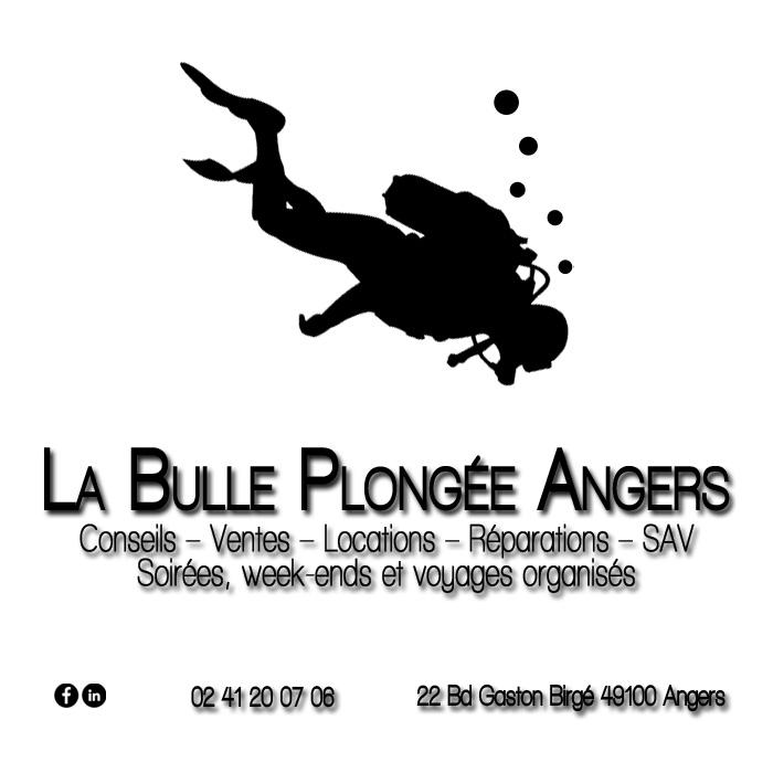 LA BULLE PLONGEE