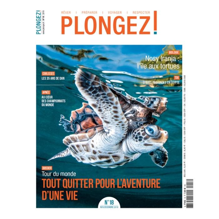 MAGAZINE PLONGEZ