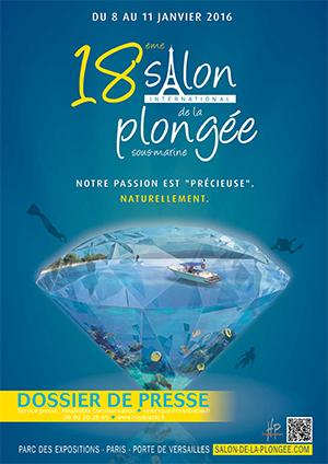 Dossier de Presse Salon de la Plongée 2016