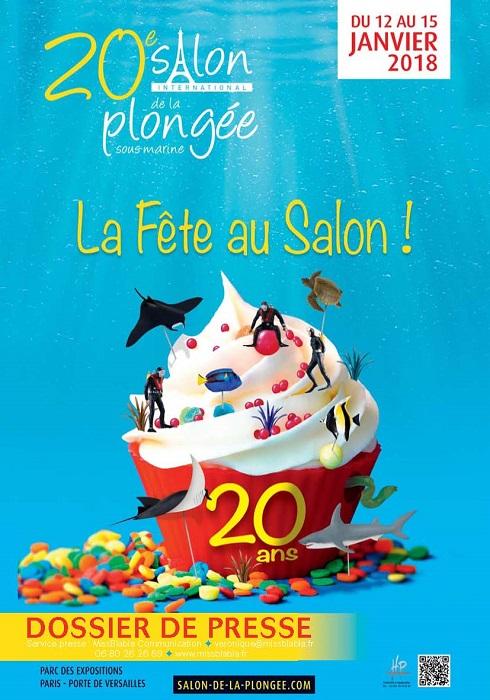 Dossier : Dossier de Presse Salon de la Plongée 2018