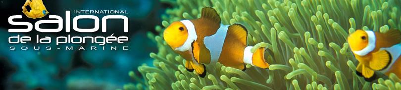 Site officiel du salon de la plongée sous-marine